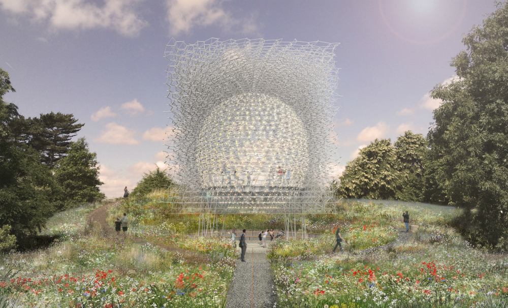 Wolfgang Buttress Render by Day SM
